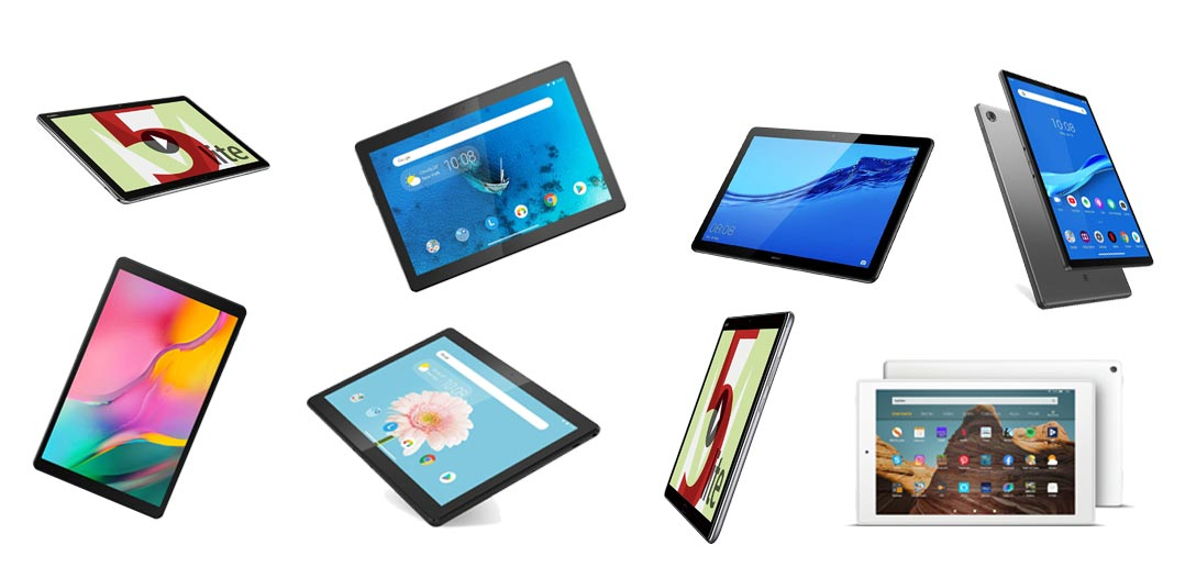 Bestenliste Top 10 Tablets bis 300 Euro